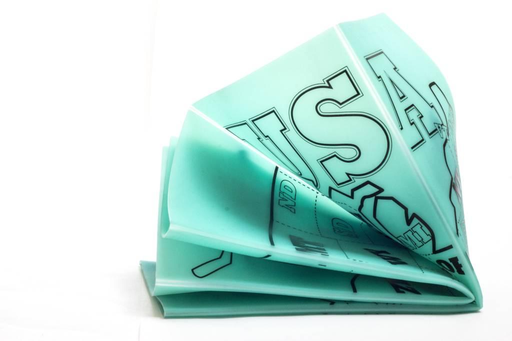Placemat Folding Map