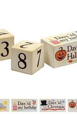 Maple Landmark Days 'til Block Set