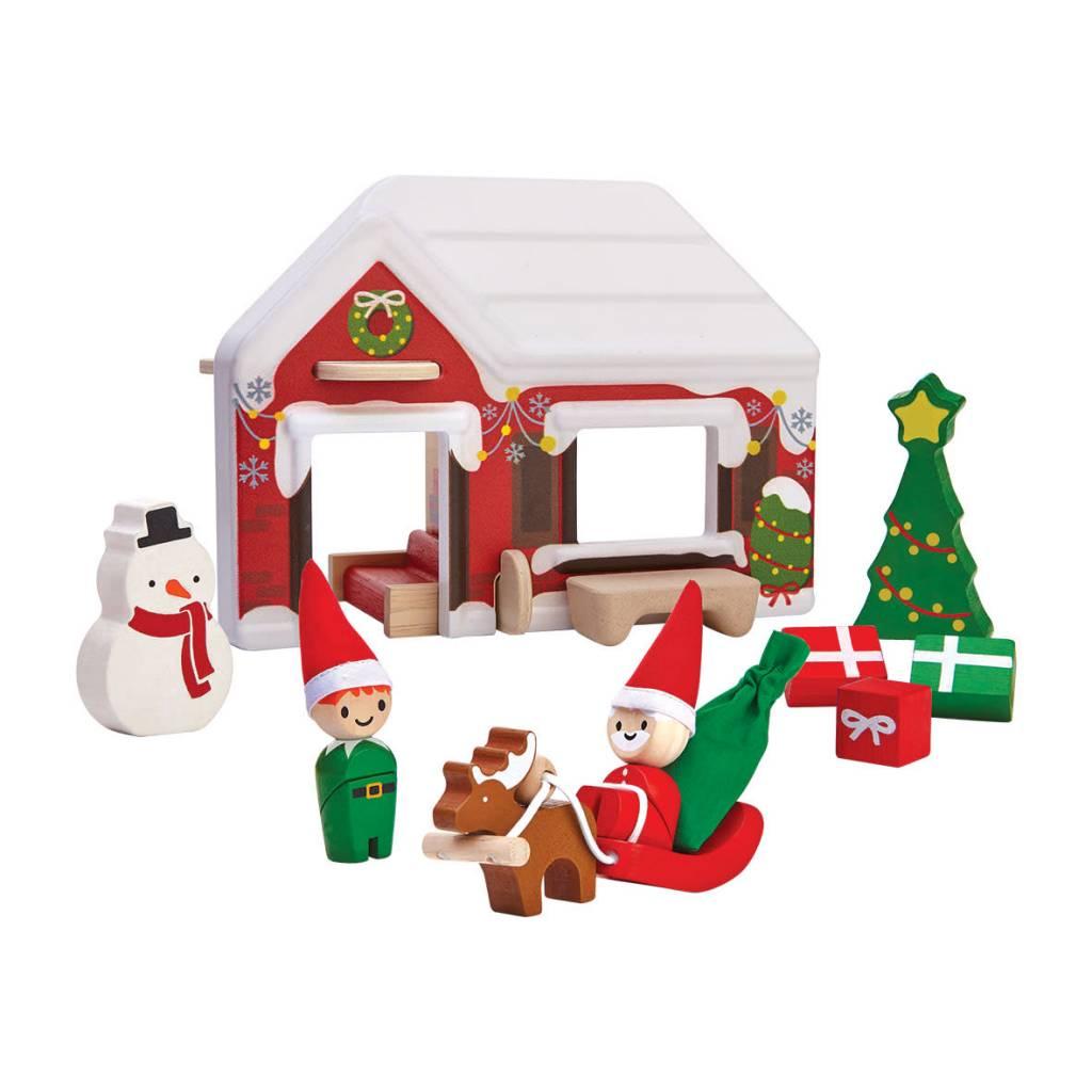 PLANToys PLAN Toys Santa's House