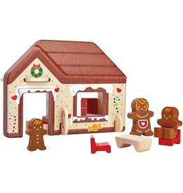 PLANToys Gingerbread House