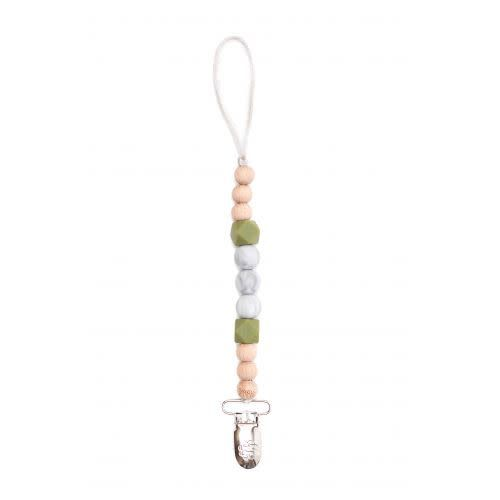 Bella Tunno One Good Bead Pacifier Clip