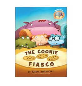 Elephant & Piggie Cookie Fiasco