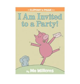 Hyperion Elephant & Piggie I Am Invited to a Party