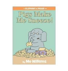 Hyperion Elephant & Piggie Pigs Make Me Sneeze!