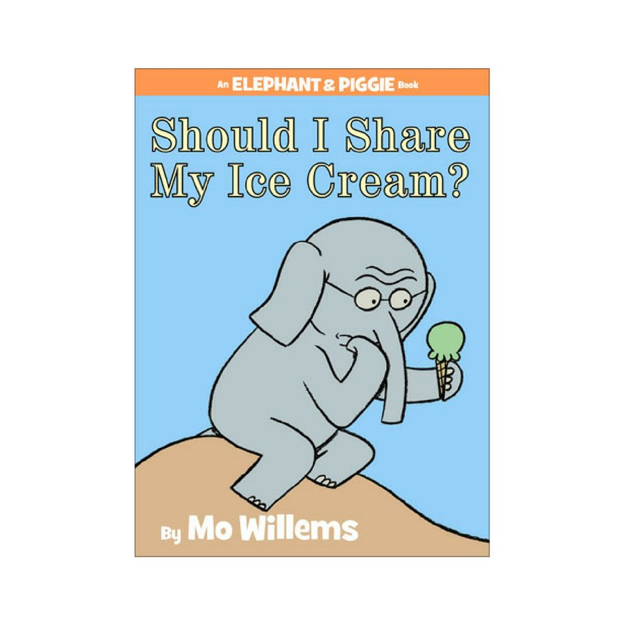 Hyperion Elephant & Piggie Should I Share My Ice Cream?