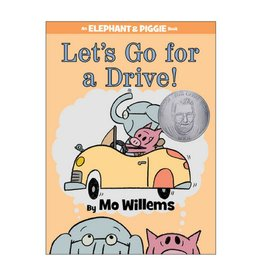 Elephant & Piggie Let's Go for a Drive!