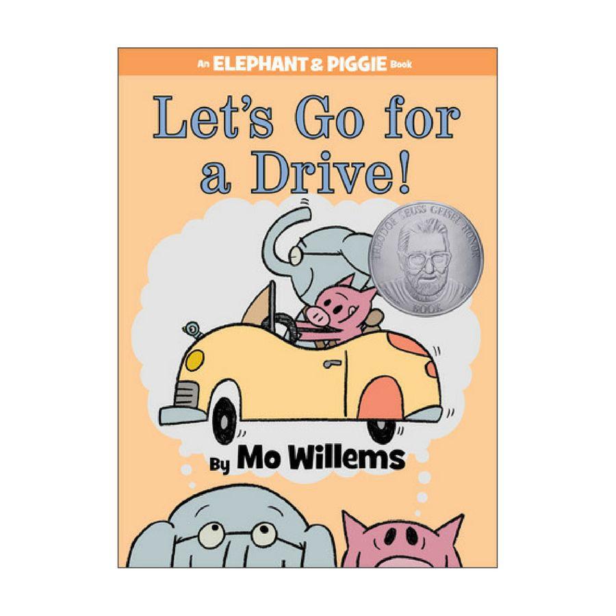 Elephant & Piggie Let's Go for a Drive!