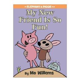 Hyperion Elephant & Piggie My New Friend Is So Fun