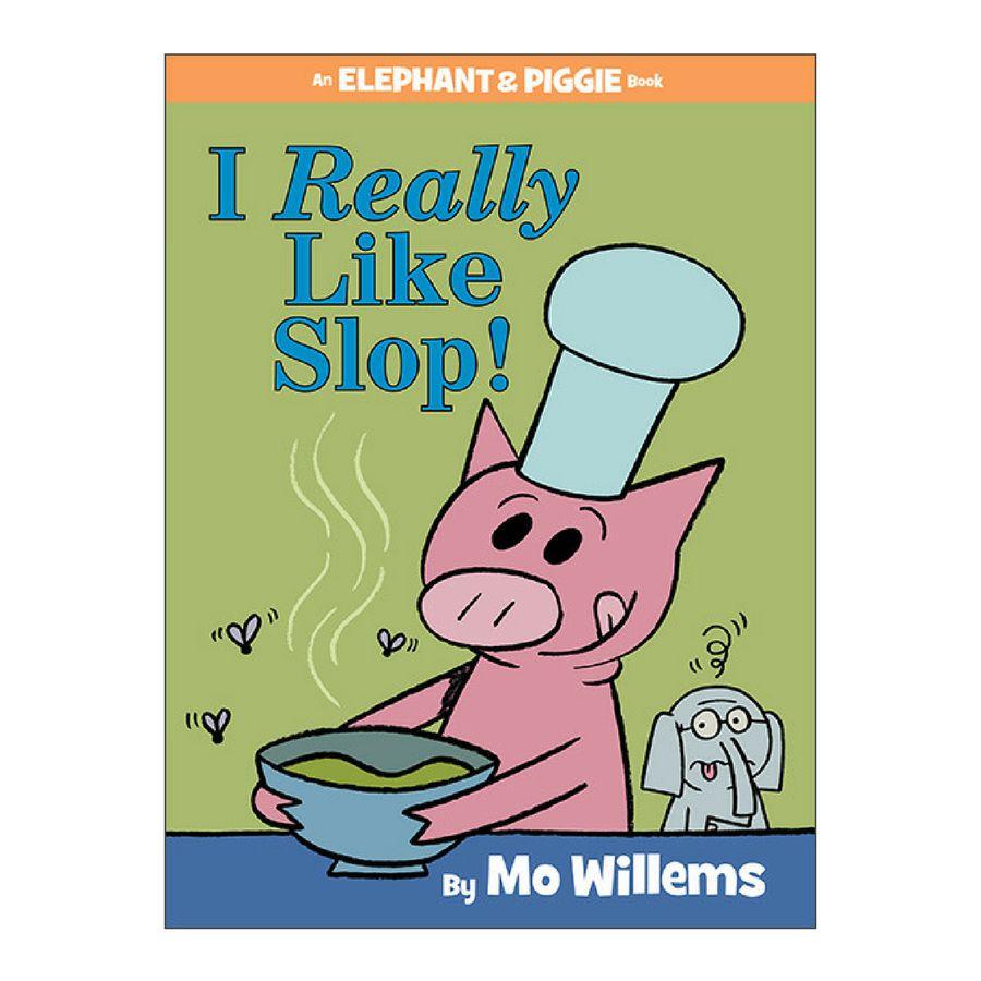 Hyperion Elephant & Piggie I Really Like Slop!