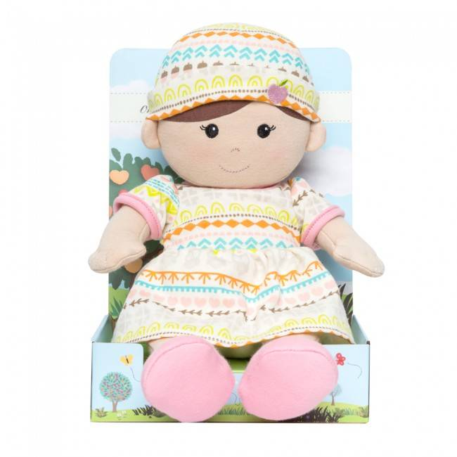Apple Park Organic Doll