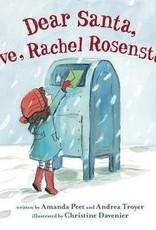 Dear Santa, Love Rachel Rosenstein