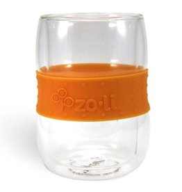 Zoli Swirl Double-Walled Tumbler Set