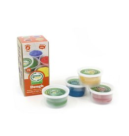 Green Toys Green Toys Dough 4-Pack