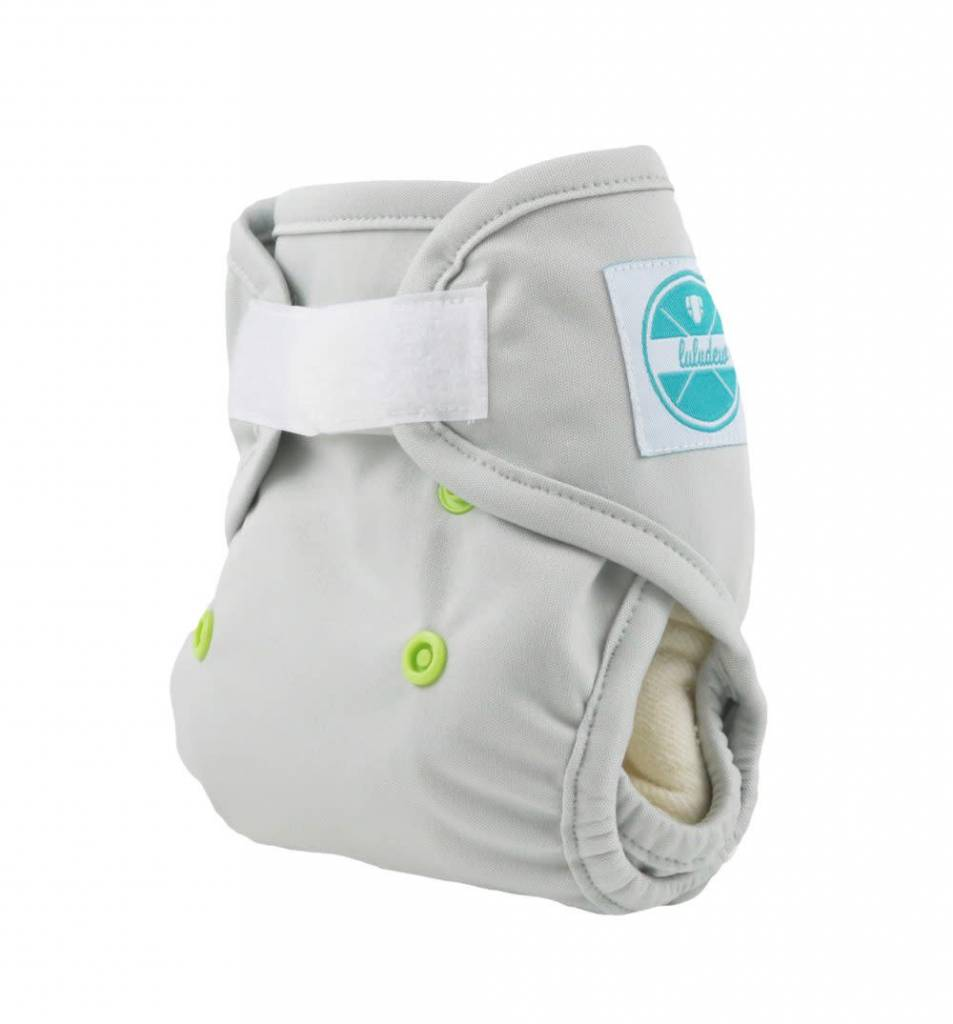 Luludew Luludew Newborn Diaper Cover Hook & Loop