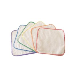 Luludew Flannel Wipes 12-Pack