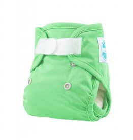 Luludew Newborn Diaper Cover Hook & Loop