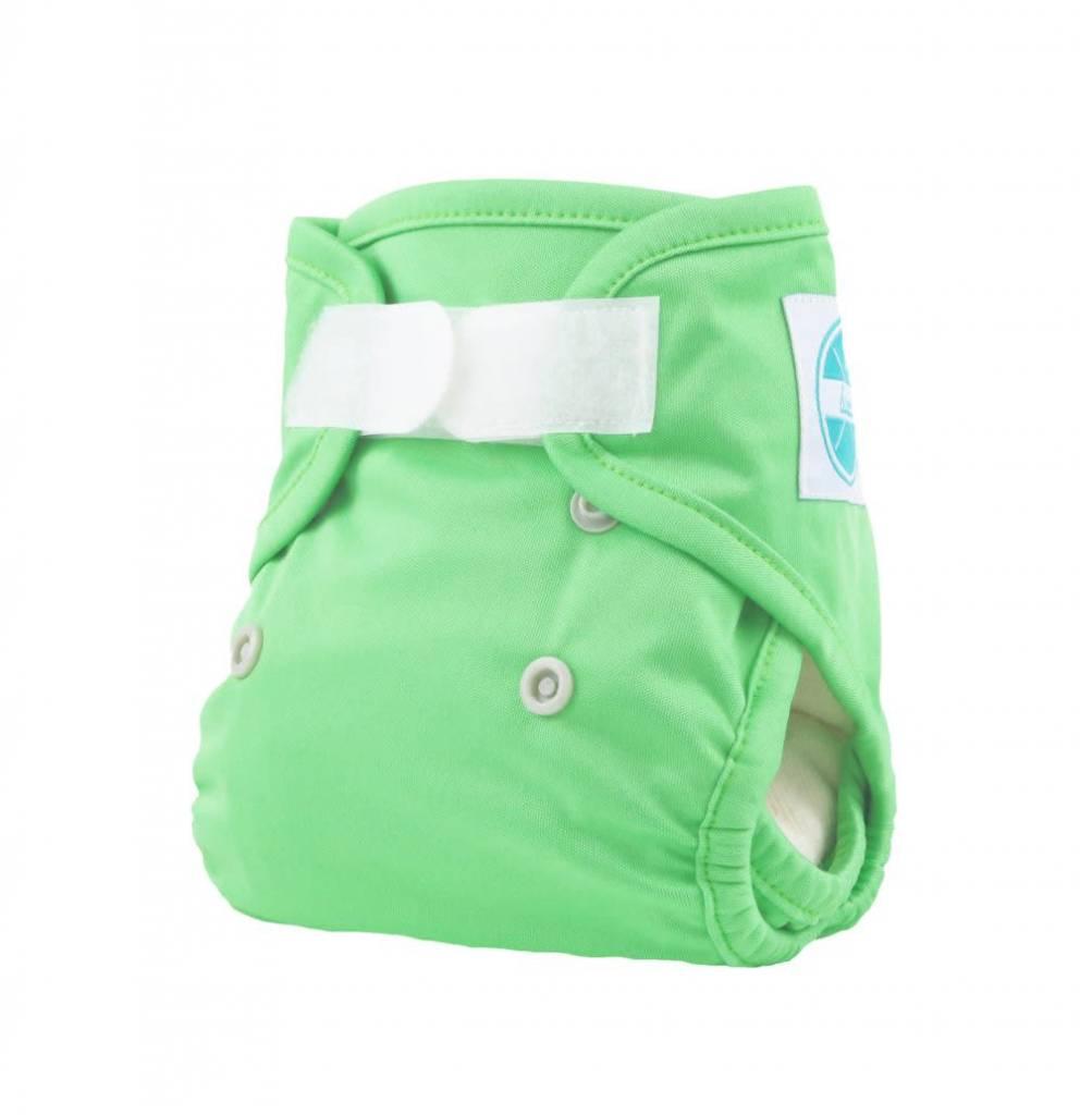Luludew Newborn Diaper Cover Hook & Loop