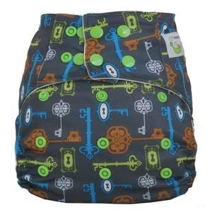 Sweet Pea One Size Pocket Diaper