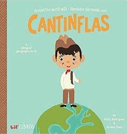 Gibbs Smith Publ Alrededor Del Mundo Con Cantinflas