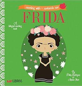 Gibbs Smith Publ Contando Con Frida
