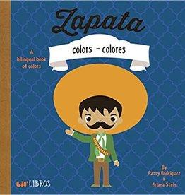 Gibbs Smith Publ Zapata: Colores