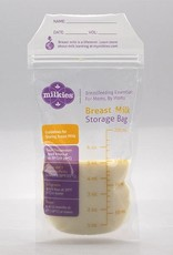 Milkies Breastmilk Storage Bags 50 count