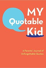 My Quotable Kid: journal