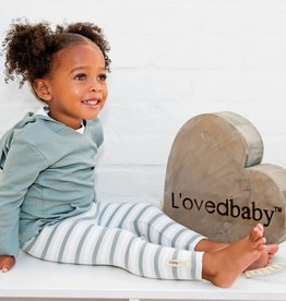 Loved Baby Organic Leggings Striped