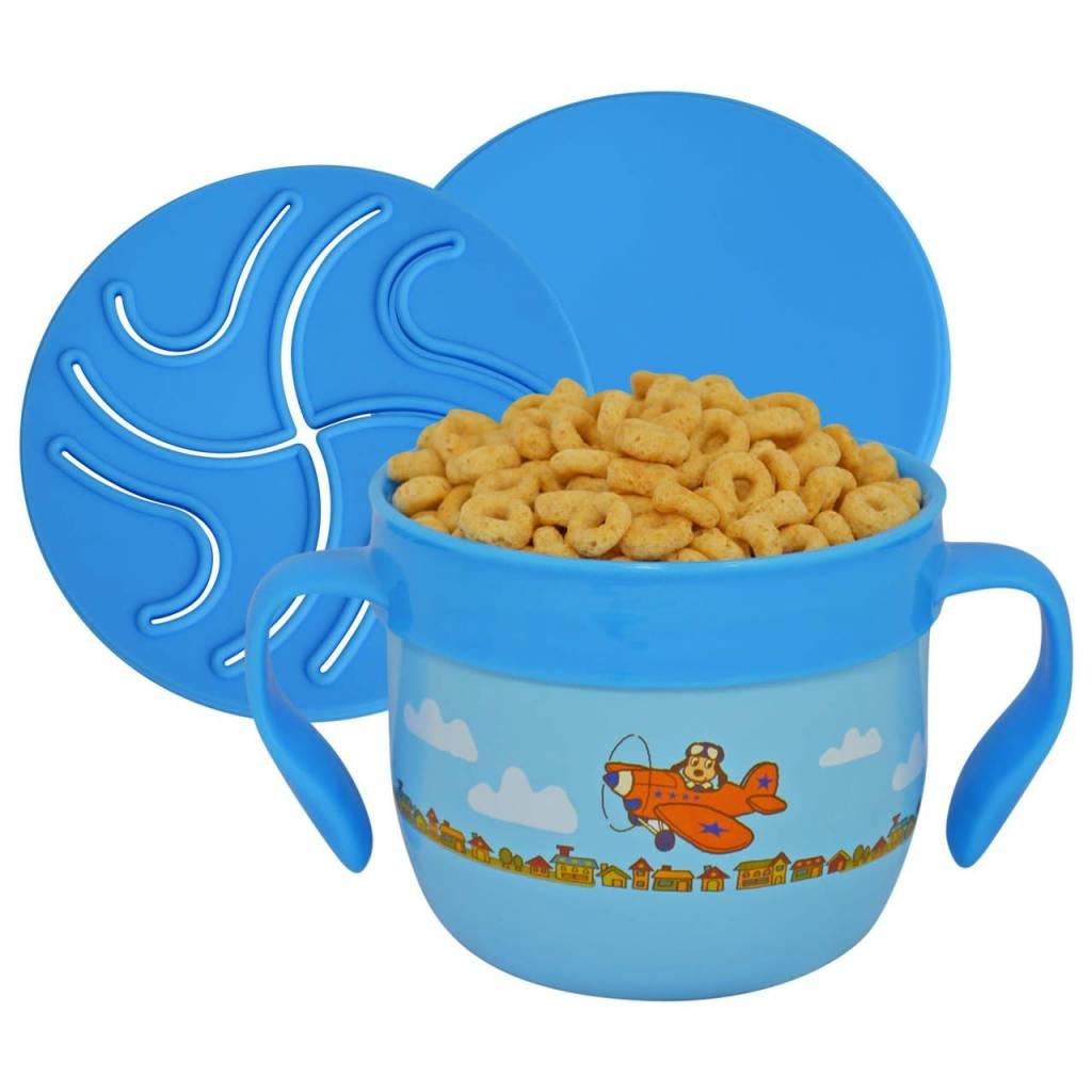 EcoVessel Gobble N Go Snack Cup