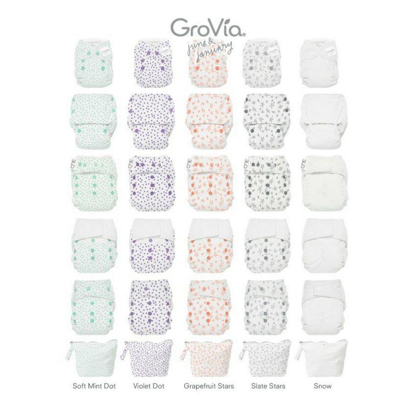GroVia GroVia Newborn All In One