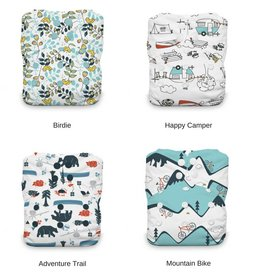 Thirsties Thirsties One Size All in One  Snap Prints