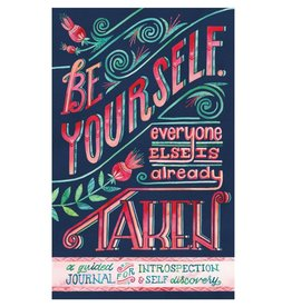 Studio Oh! Be Yourself: A Self Discovery Journal