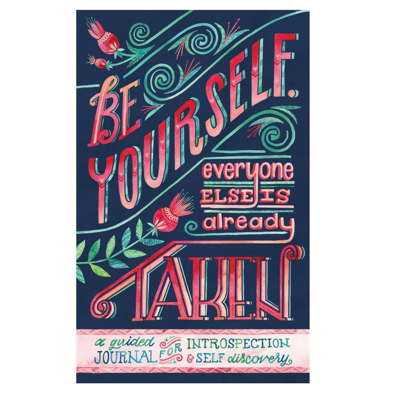 Be Yourself: A Self Discovery Journal