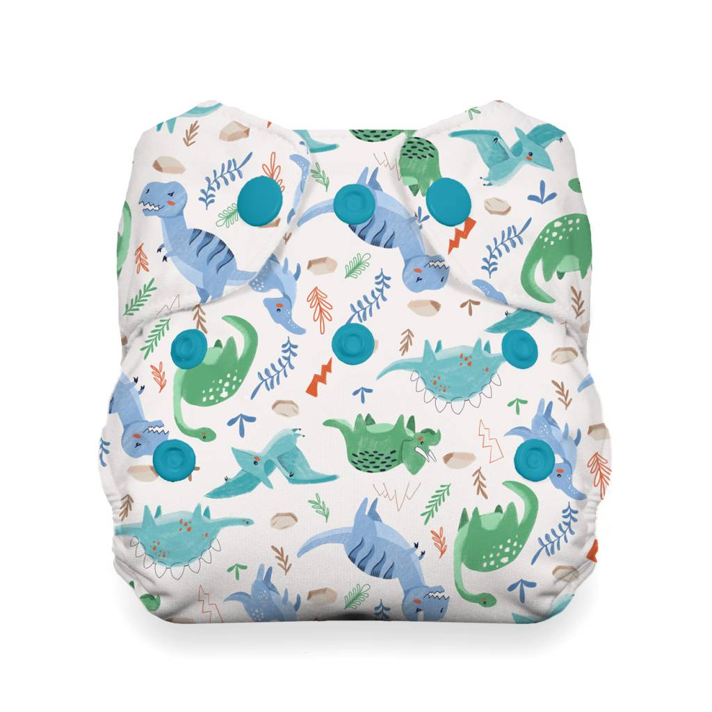 Thirsties Thirsties Newborn AIO Snap Prints