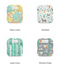 Thirsties Thirsties Newborn AIO Hook & Loop Prints