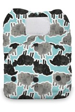 Thirsties Thirsties One Size All in One Hook & Loop Prints