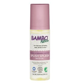 Bambo Nature Splish Splash Bath Oil