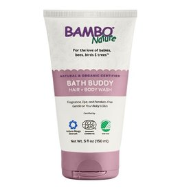 Bambo Nature Bath Buddy Hair + Body Wash
