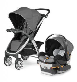 Artsana/Chicco Bravo Trio Travel System