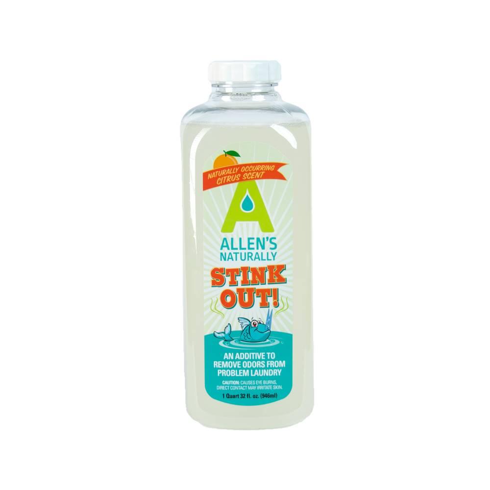 Allen's Naturally Stink Out Quart