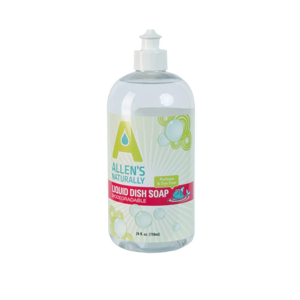Liquid Dish Soap 25 oz