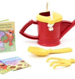 Green Toys Elmo Watering Can