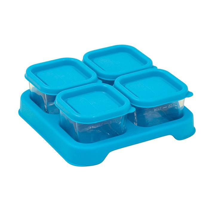 Green Sprouts Glass Baby Food Storage Cubes
