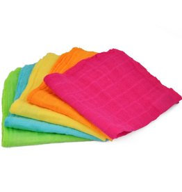 Green Sprouts Muslin Face Cloths 5-pack
