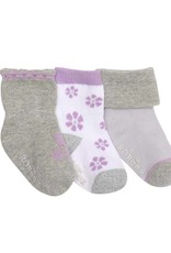 Robeez Girls' Socks 3 pack