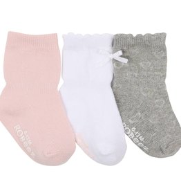 Robeez Girls' Socks 3 pack