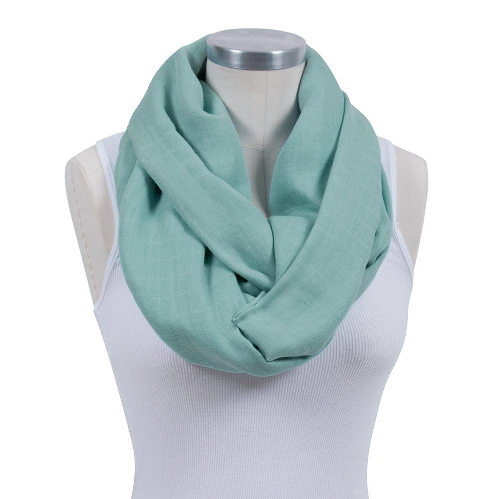 Luxury Muslin Nursing Scarf