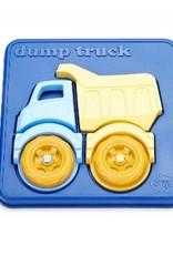 Green Toys Dump Truck 3D Puzzle