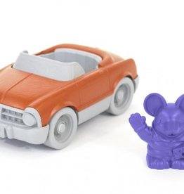 Green Toys Convertible Car w/Character