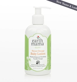 Earth Mama Angel Baby Baby Lotion